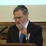 Chief Rabbi Lord Sacks on Making Space: A Jewish Theology of the Other